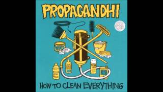Propagandhi - Anti-Manifesto / Who Will Help Me Bake This Bread?