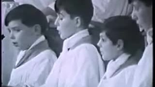 Nunc Dimittis (Anglican Chant: James Nares) - Guildford Cathedral Choir (Barry Rose)