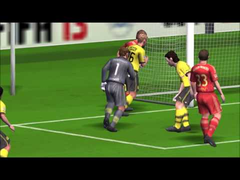 FIFA 13 PSP Gameplay HD