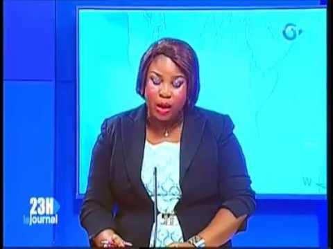 Lapsus à la télé au Gabon : Wivine Ovandong, suspendue après l'annonce de la mort d'Ali Bongo