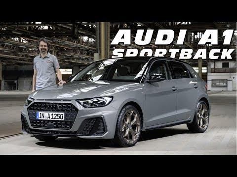 Audi A1 sportback 2018 : nos impressions à bord de la nouvelle A1