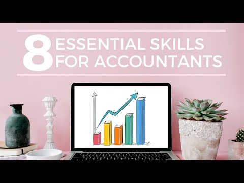, title : '8 Skills for a Successful Accountant | Skills to get an Accounting Job | Real World Advice