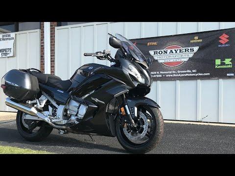 2020 Yamaha FJR1300ES in Greenville, North Carolina - Video 1