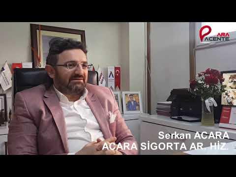 Acara Sigorta Aracılık Hizmetleri Serkan ACARA