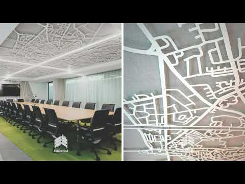 plafond creative idea | plafond laser cut | desain plafond | plafond laser metal | by argonesia