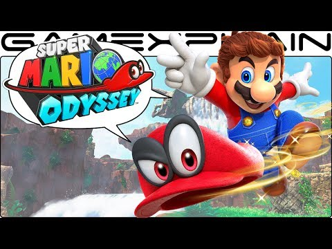 Super Mario Odyssey DISCUSSION - In-Depth Thoughts & Hands-On Impressions