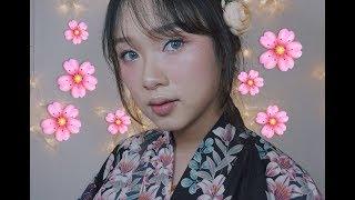 JAPAN MAKEUP LOOK | LINGMAKEUP