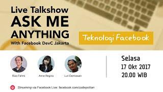 Teknologi Facebook