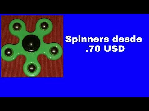 Spinner .70 USD