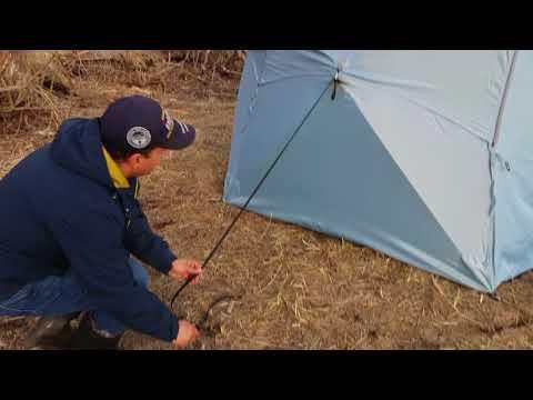 Polar Bird Pop-Up Camping Letní stany Family Pavilion