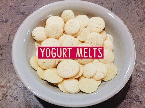 Yogurt Melts
