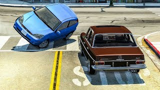 WILL IT STILL DRIVE? #37 - BeamNG Drive Crashes
