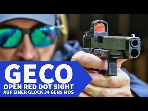 geco: GECO Open Red Dot Sight auf dem Prüfstand
