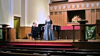 Senior Recital - Laura Martin - Part 4