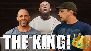 STORMZY   CROWN (OFFICIAL PERFORMANCE VIDEO) REACTION!! THE KING IS HERE!