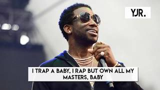 Gucci Mane   I Get The Bag Feat. Migos (Lyrics)