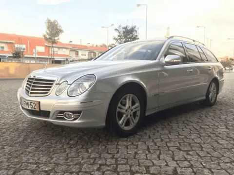 Mercedes Benz E 220 Cdi Avantgarde Aut. para Venda em Aguiar Automóveis . (Ref: 467650)