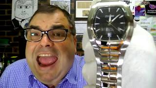 HOME SHOPPING NETWORK INTERVIEW - ZOMO Adore 3656.505 Mens Tonneau Watch