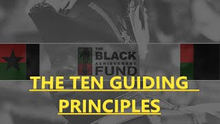 BAF 10 Guiding Principles (Video)
