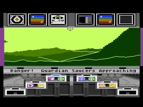 Koronis Rift [Lucasfilm Games] [Atari XL/XE ] 1985