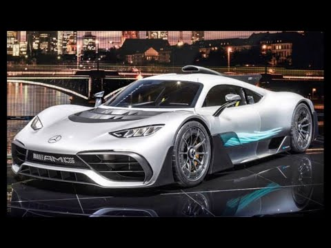 NEW Mercedes AMG Project ONE - LIVE!