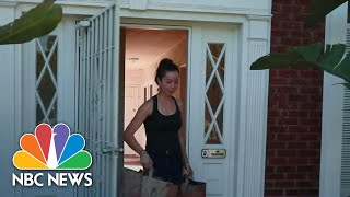 Grocery Store Worker Gives Back To Others During The Coronavirus Crisis | NBC Nightly News