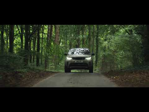 New Land Rover Discovery - Versatility