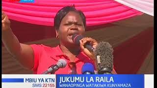 Wabunge wa Nyanza wapuuzilia manunguniko kuhusu jukumu la Raila Odinga I Mbiu ya KTN