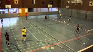 preview picture of video 'FC Küssnacht B - BSC Old Boys Juniorinnen B, 28.12.2012'
