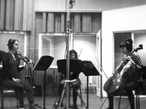 "Christian Pabst Trio +7 ""Song of Opposites"" New Album 2014"