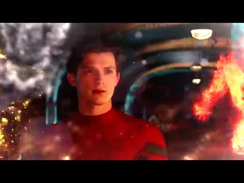 """Spider-Man Far from home - """"The Elementals"""" Film Clip - NQN OFFICIAL"""