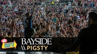 Bayside - Pigsty (Live 2014 Vans Warped Tour)