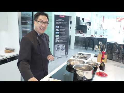 Cooking With Miele Coffee Beans