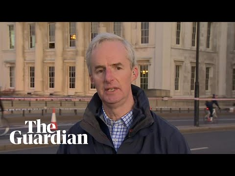 London Bridge attack: Fishmongers' Hall boss tells of staff member's bravery