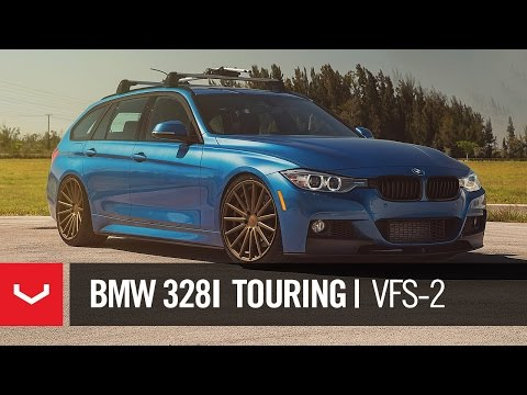 Bmw  3 Series F31 Универсал класса D - рекламное видео 2