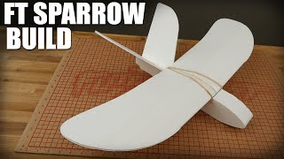 FT Mighty Mini Sparrow - Build | Flite Test