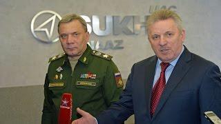 Предприятия Комсомольска-на-Амуре посетили заместитель министра обороны РФ Юрий Борисов и Губернатор края Вячеслав Шпорт