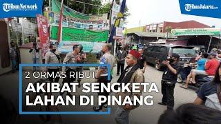 Ribut 2 Ormas di Kecamatan Pinang soal Sengketa Lahan, Polisi Amankan Senjata Tajam