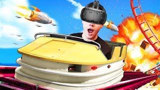 МНЕ НЕ ХОРОШО! ПАРК РАЗВЛЕЧЕНИЙ В VR ( HTC Vive ) Summer Funland