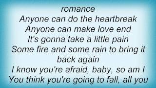 Barry Manilow - Anyone Can Do The Heartbreak Lyrics_1