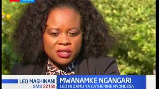 Zamu ya Dkt Catherine Nyongesa daktari wa maradhi ya saratani katika mwanamke ngangari