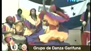 Avance y Desafio Danza Garifuna 26 04 2013