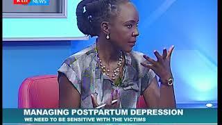 Health Digest: Managing postpartum depression