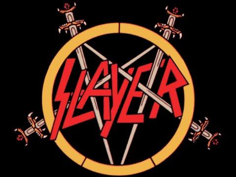 Slayer - South Of Heaven (Lyrics on screen)