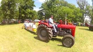 preview picture of video 'Tractor Treffen Klein Priebus'