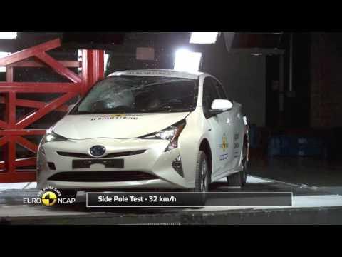 NCAP: Toyota Prius