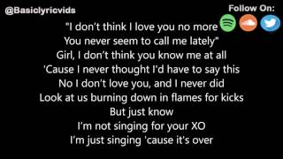 EDEN   XO (Lyrics)