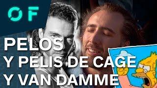 Pelos y pelis: el cine de Nicolas Cage y Jean-Claude Van Damme por la vía capilar