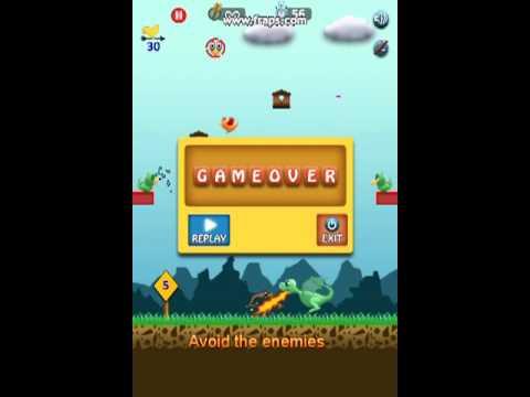 Video of Balloon Shooter