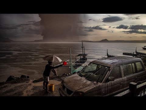 Philippines Says Hazardous Eruption of Volcano Imminent